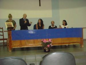 Mario Palumbo fala na abertura do XVIII Encontro Nacional