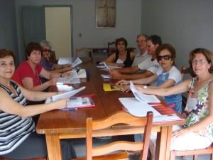 Grupos de trabalho debatem sobre o tema sobre a participação da mulher na igreja e no mundo