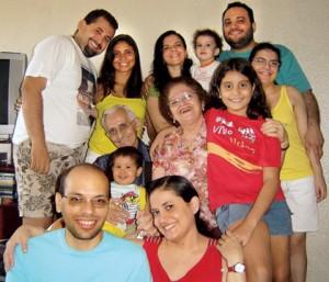 Família de Lauro Motta - CE
