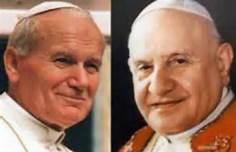 João XXIII e JP II x