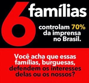 Seis Familias controla,m 70 p c